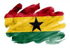 Ghana Flag- dreamstime